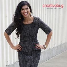 Learn how to sew this Cynthia Rowley design using Simplicity pattern 1314. Simplicity's Deborah Kreiling will show you how on @creativebuginc