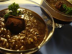 Sweets for My Sweets - Life on Manitoulin Champorado recipe #filipino #food
