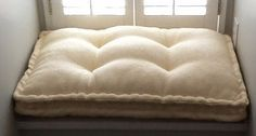 French mattress cushion Slipcover Chic