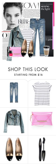 """""""My favorite style ♥"""" by karola18 ❤ liked on Polyvore featuring Abercrombie & Fitch, Monki, BCBGMAXAZRIA, Chanel and Butter London"""