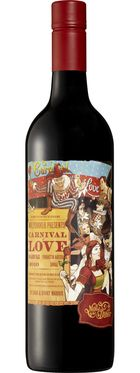 Mollydooker Carnival of Love Shiraz  Big ballsy red - love it