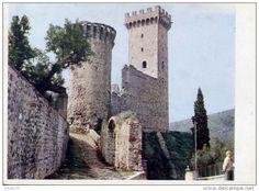 La Spezia - Castelnuovo magra - castello - 8 - formato grande viaggiata