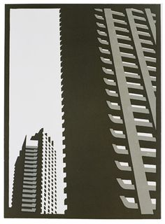 Paul Catherall - Barbican   by St. Jude's