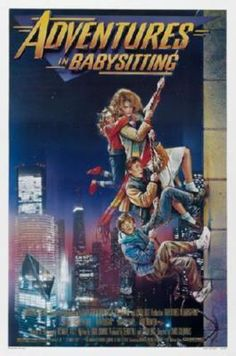 Adventures In Babysitting Poster 24inx36in
