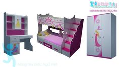 phòng ngủ trẻ em ppp9