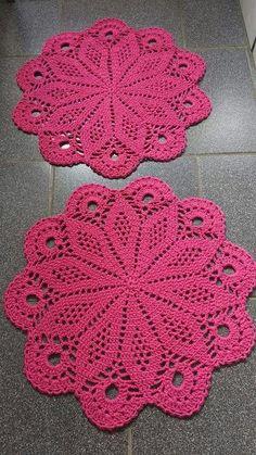 Flower crochet doilies, Crochet placemats, Cotton beige doilies, Thanksgiving gift idea - Her Crochet Free Crochet Doily Patterns, Crochet Coaster Pattern, Crochet Motif, Hand Crochet, Free Pattern, Crochet Dollies, Cotton Crochet, Thread Crochet, Crochet Stone