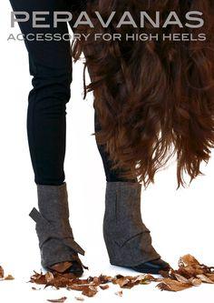sledge style + ankle high model made of 100% naturel wool felt