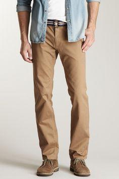 Request Belt Slim Pant