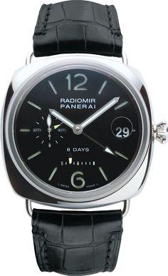 Radiomir 8 Days GMT - 45mm PAM00200 - Collection Radiomir - Officine Panerai Watches