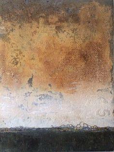 Dorte Boe - Oil and cold wax - www.dorteboe.dk