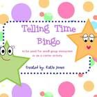 Adds more excitement to those dreaded 'time' lessons! Perfect for LKS2 :) Adaptable too :)...