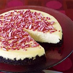 Peppermint Cheesecake- Oh my!