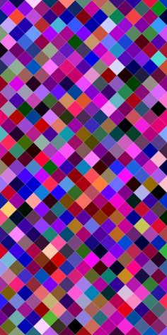 The color square patterns collection by David Zydd contains 55 high quality photos and images available for purchase on Shutterstock. Beautiful Wallpaper For Phone, Colorful Wallpaper, Wallpaper Backgrounds, Colorful Backgrounds, Pattern Images, Vector Pattern, Pattern Design, Textures Patterns, Color Patterns