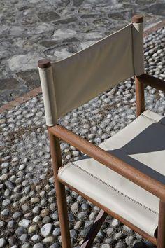 """Paraggi"" Yacht Chair by Exteta"