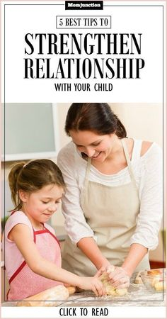 Parent Child Bonding: A child who feels insecure due to lack of attachment from parents is at an increasing risk of depression, aggression, and even emotional deregulation. So for that here are our simple tips for you to strengthen the bond between you and your child. #Parenting