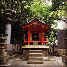 Oji Shrine and Seki Shrine