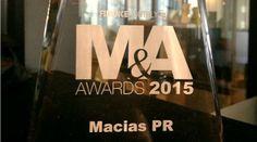 Spotlight: Macias PR Has Insider Perspective of the News / smallbiztrends.com