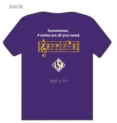 sometimes you only need 4 notes lsu shirt - Google Search Dramatic Arts, Louisiana State University, Lsu, Notes, Mens Tops, T Shirt, Google Search, Supreme T Shirt, Report Cards