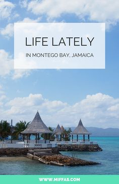 Life lately: religion, the White Witch and safety in Jamaica. www.miffas.com