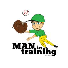 Going, going…not quite gone. Our Man In Training is a super star and can grab any ball hit at him. - See more at: http://manintraining.gostorego.com/shop/baseball-118.html#sthash.umcYimRZ.dpuf