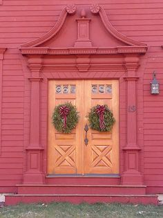 81 Best Colonial Decorated Door Images In 2013 Entry