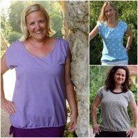 Die 7 besten Bilder zu Shirts | schnittmuster kostenlos