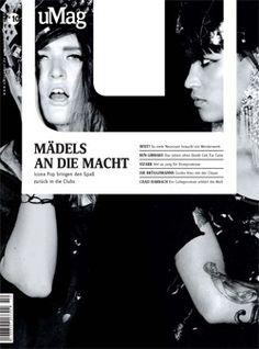 uMag magazine on Magpile