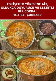 It is quite satisfying and delicious belonging to Eskişehir region: Bıt Bıt Soup Iftar, Easy Soup Recipes, Dinner Recipes, Yogurt Soup Recipe, Healing Soup, Ramadan Recipes, Food Articles, Recipe For Mom, Turkish Recipes