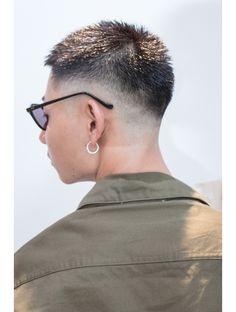 テクノフェードウェットクロップボウズ:L015201489|メリケンバーバーショップ(MERICAN BARBERSHOP)のヘアカタログ|ホットペッパービューティー Short Hair Cuts, Short Hair Styles, Man Fashion, Men's Hair, Haircuts For Men, Hair Beauty, Hairstyle, Glasses, Boys