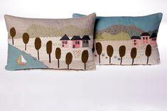 http://www.sarah-nicol.com/textiles_ceramics/textiles/pink_house.jpg