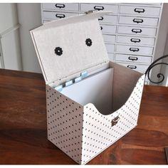 mallette en cartonnage - Buscar con Google