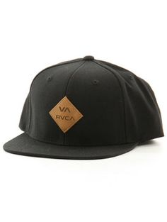 Delux Hat From RVCA www.surfride.com