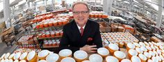 Die Erlöse seien um etwa ein Prozent auf 21,8 Millionen Euro gestiegen, sagte der Geschäftsführende Gesellschafter des Familienunternehmens, Holger Raithel. Foto: Archiv/dpa