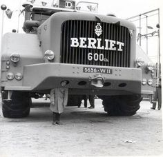 Beast on Wheels, Berliet T100
