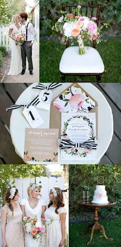 Love Grows Wedding Inspiration from Amber Lynn Photography. Craft Wedding, Wedding Pins, Garden Wedding, Our Wedding, Wedding Decorations, Wedding Ideas, Wedding Pictures, Inexpensive Wedding Venues, Cheap Wedding Invitations