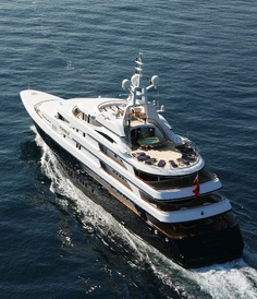 Reverie by Benetti Yachts - 230 feet