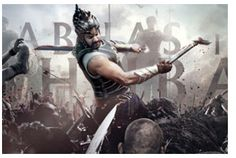 If you think we could see Mass Hysteria in just Prabhas home town Bhimavaram or other places in AP, then you would be proven wrong from the Fans in Karnataka.    Fans who doesn't want to miss the opportunity to watch the epic actio