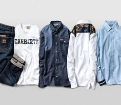 Carhartt WIP Store Exclusive (Spring 2014)