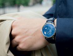 Image result for panomaticlunar Glashutte Original, Smart Watch, Watches, The Originals, Image, Smartwatch, Wristwatches, Clocks
