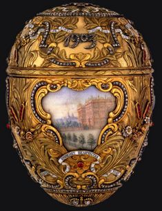 Peter the Great Egg - Maison Fabergè