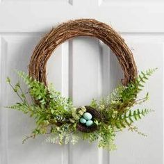 Special Section 1pc New Fashion Cute Handmade Vine Brown Bird Nest House Nature Craft Holiday Home Decoration Gift Attractive And Durable Home & Garden