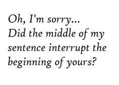 oh I'm sorry..