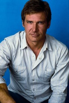 Harrison Ford, why are you so cute !