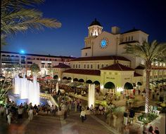 CityPlace in West Palm Beach, Credit: Palm Beach County CVB - West Palm Beach, Florida