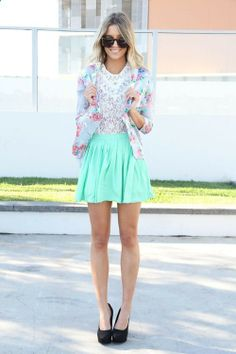 nice Outfit Com binations for Spring