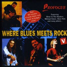 Various - Where Blues Meets Rock V. 5