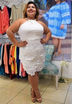 Plus Size Given Away My Heart Dress from Elohai Plus Size Boutique Curvy  Fashion 53f671c86