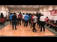 Good Love Line Dance 2 13 16 - YouTube