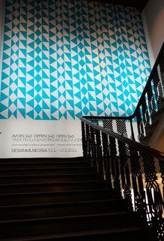 Design Museum in Helsinki, Finland