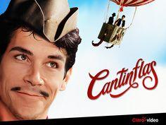 """Um clássico do cinema chegou ao Claro video! Assista """"Cantinflas""""."""